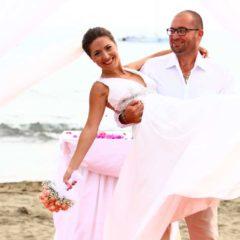 Heiraten am Strand: Erfülle dir deinen Traum!