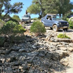 Mallorcan Cross-Country: Jeep Safari in a World Heritage Site