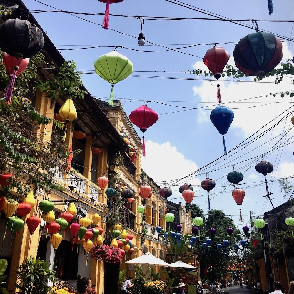 Hoi An Vietnam Lanterns