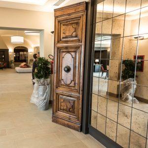 Hoteleröffnung 5 Sterne Hotel Toskana Il Castelfalfi Lobby