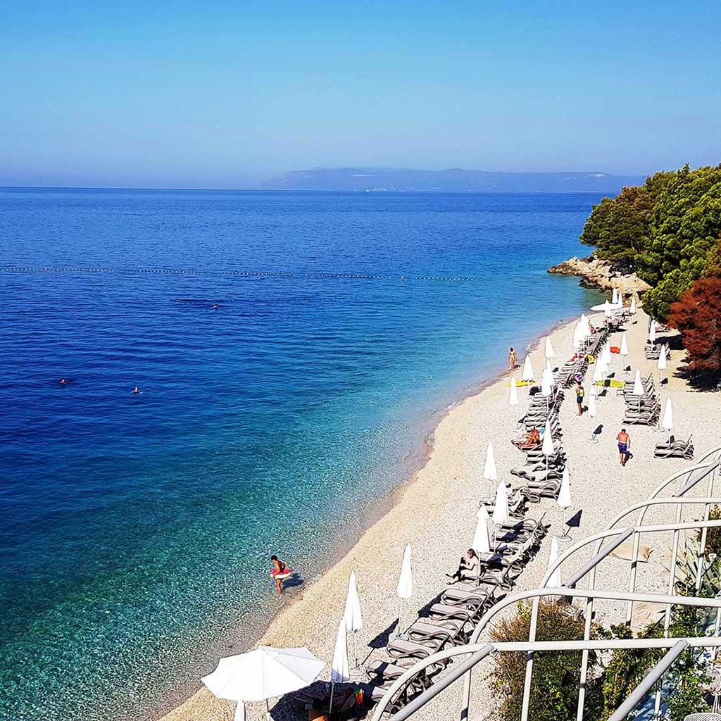 jadran beach makarska riviera 2