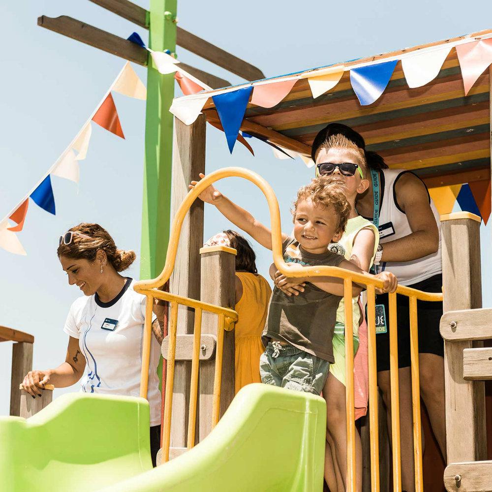 kidsclub tui blue palm garden türkei