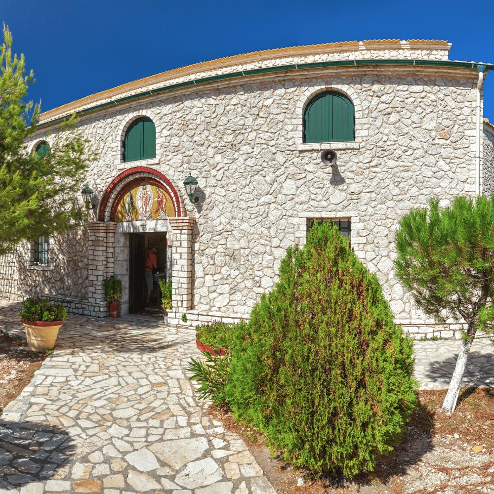 Kloster Pantokrator Korfu