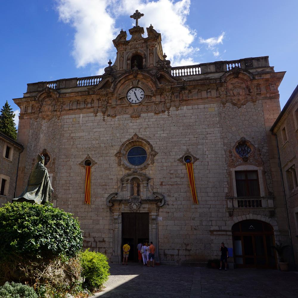 kloster lluc inselrundfahrt mallorca