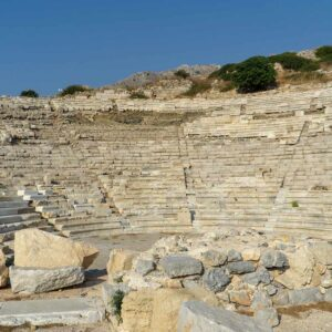 Knidos Amphitheater