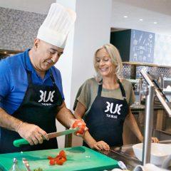 Kochen mit dem Hoteldirektor – So schmeckt Urlaub