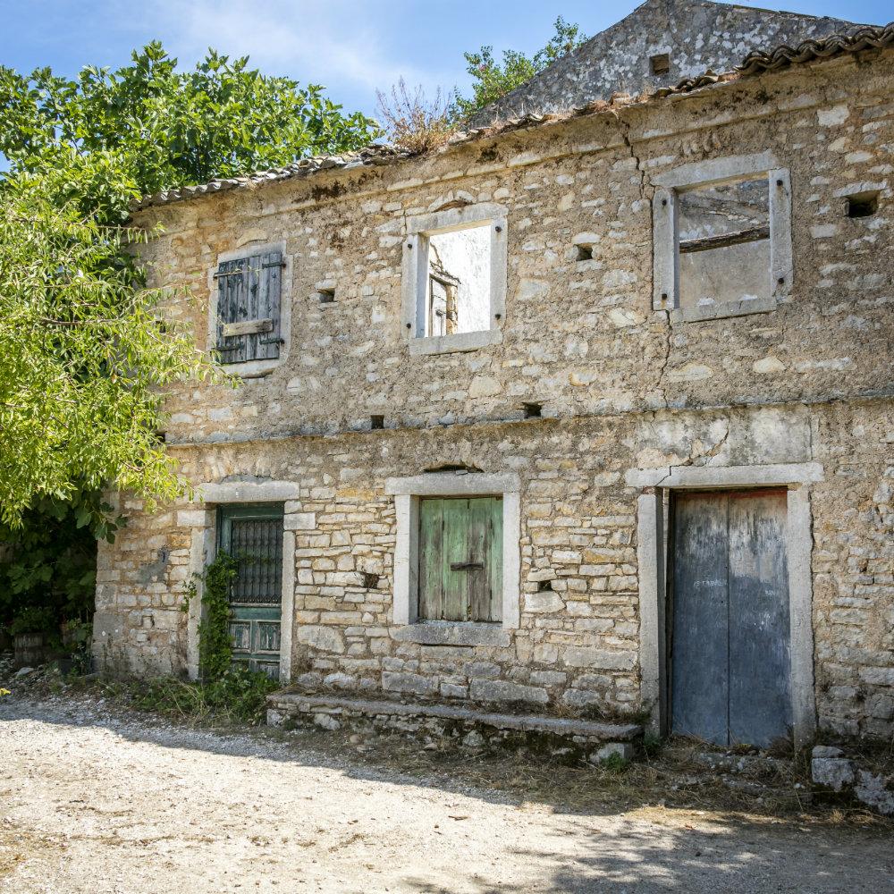 Korfu Old Perithia