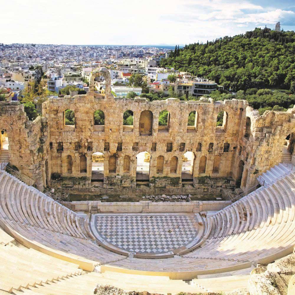 kos-stadt amphitheater