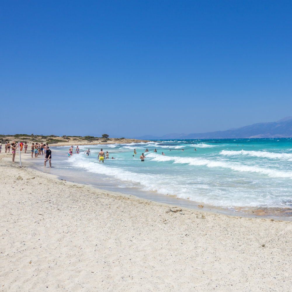 Kreta Strand griechischen Inseln