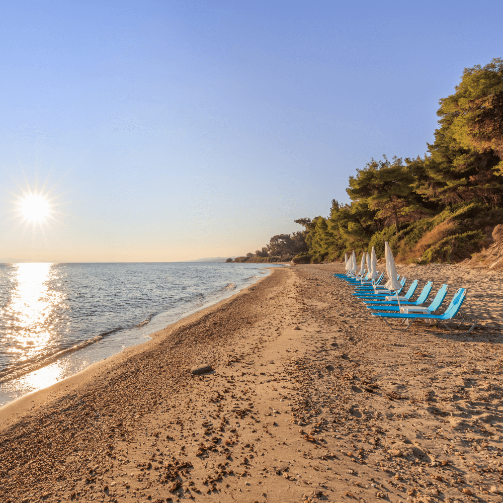 Kriopigi Beach Chalkidiki