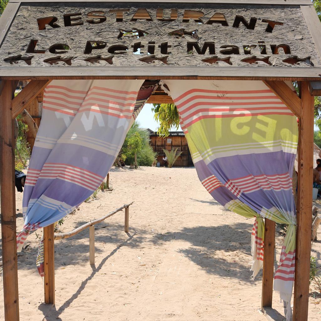 Le Petit Marin Eingang