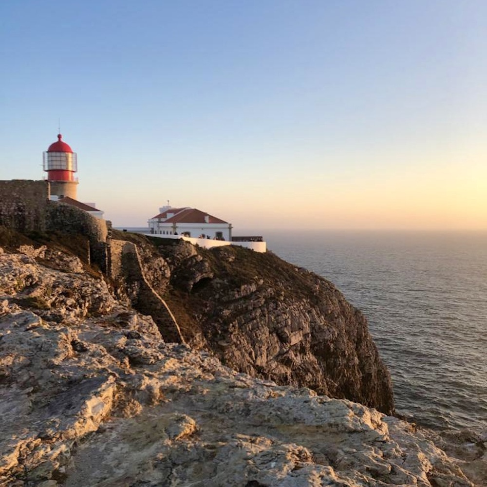 Leuchtturm Sagres Portugal