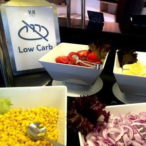 Low Carb Buffet Hotel