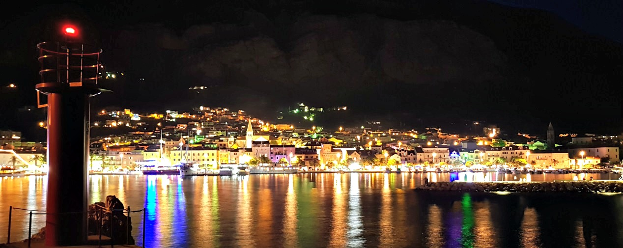 nightlife makarska header