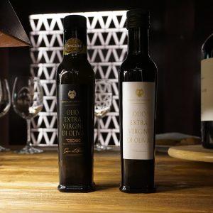 Oliven Öl der Tenuta di Castelfalfi