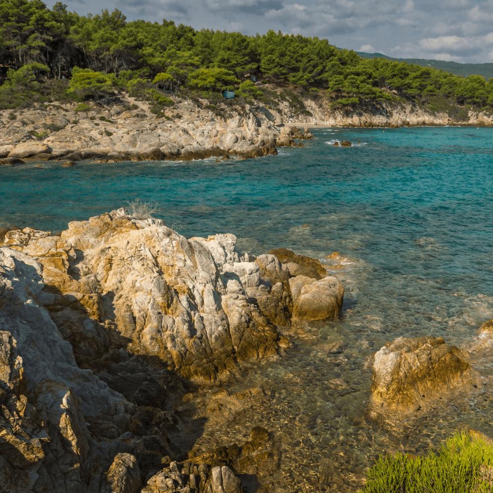 Orange Beach Chalkidiki