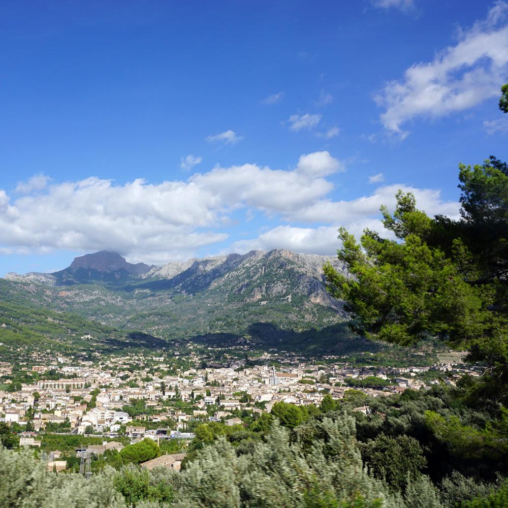 panorama inselrundfahrt mallorca