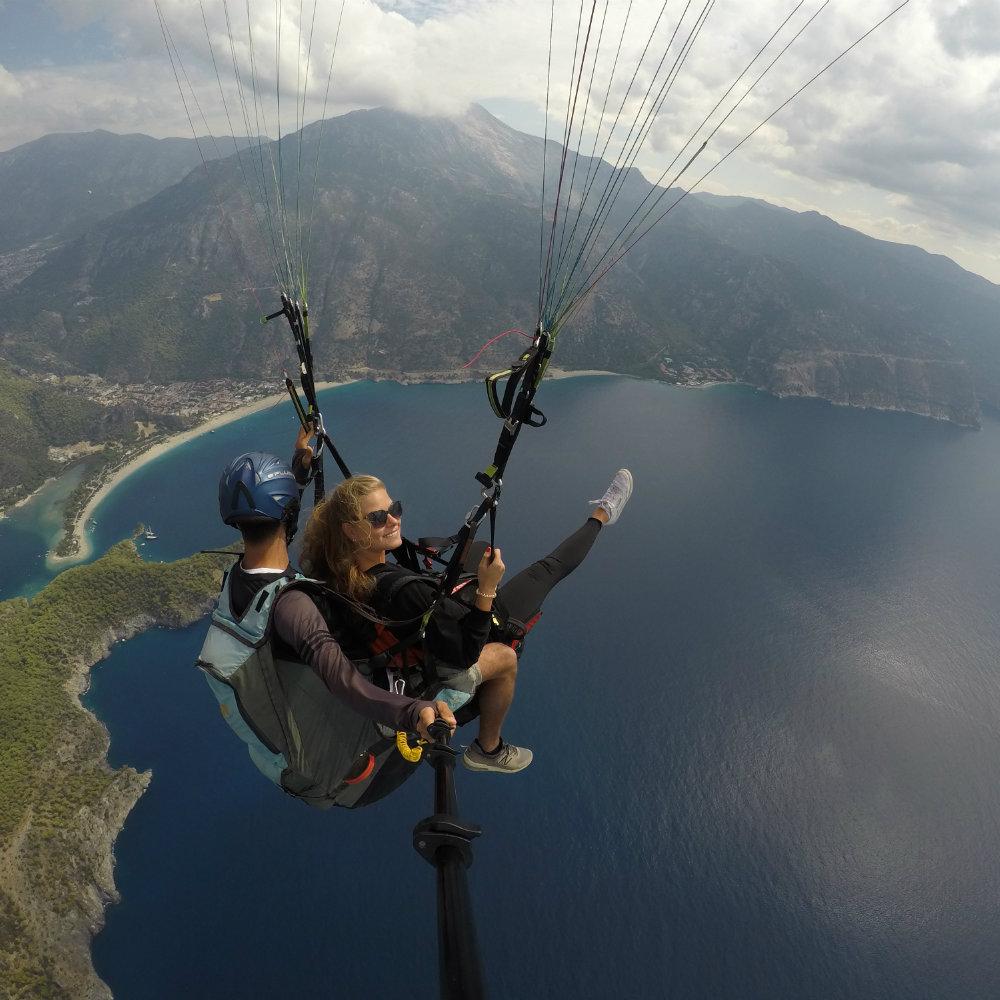 paragliding türkei ali und anna
