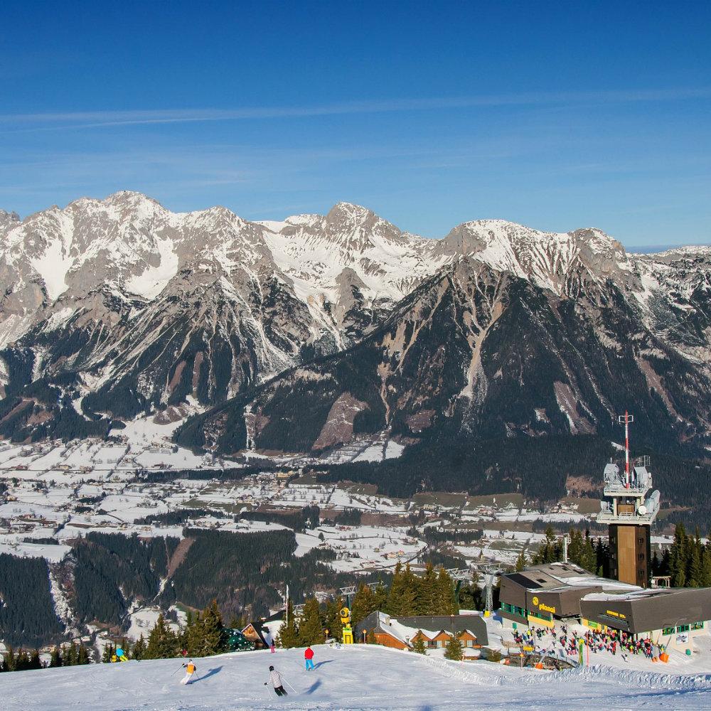 skigebiet schladming planai