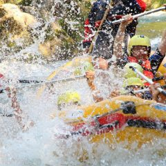 Rafting in Kroatien: Action auf den Spuren Winnetous