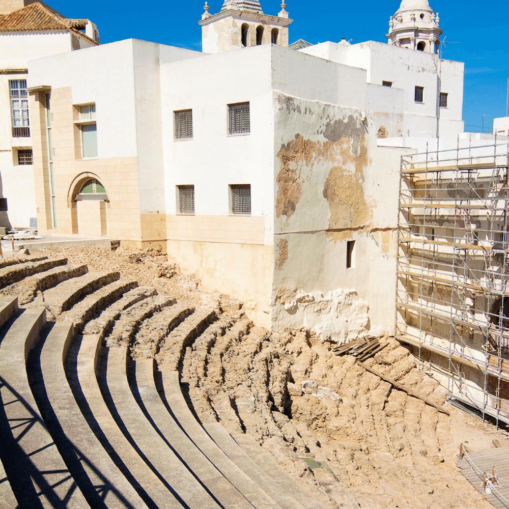 Römisches Theater Cádiz
