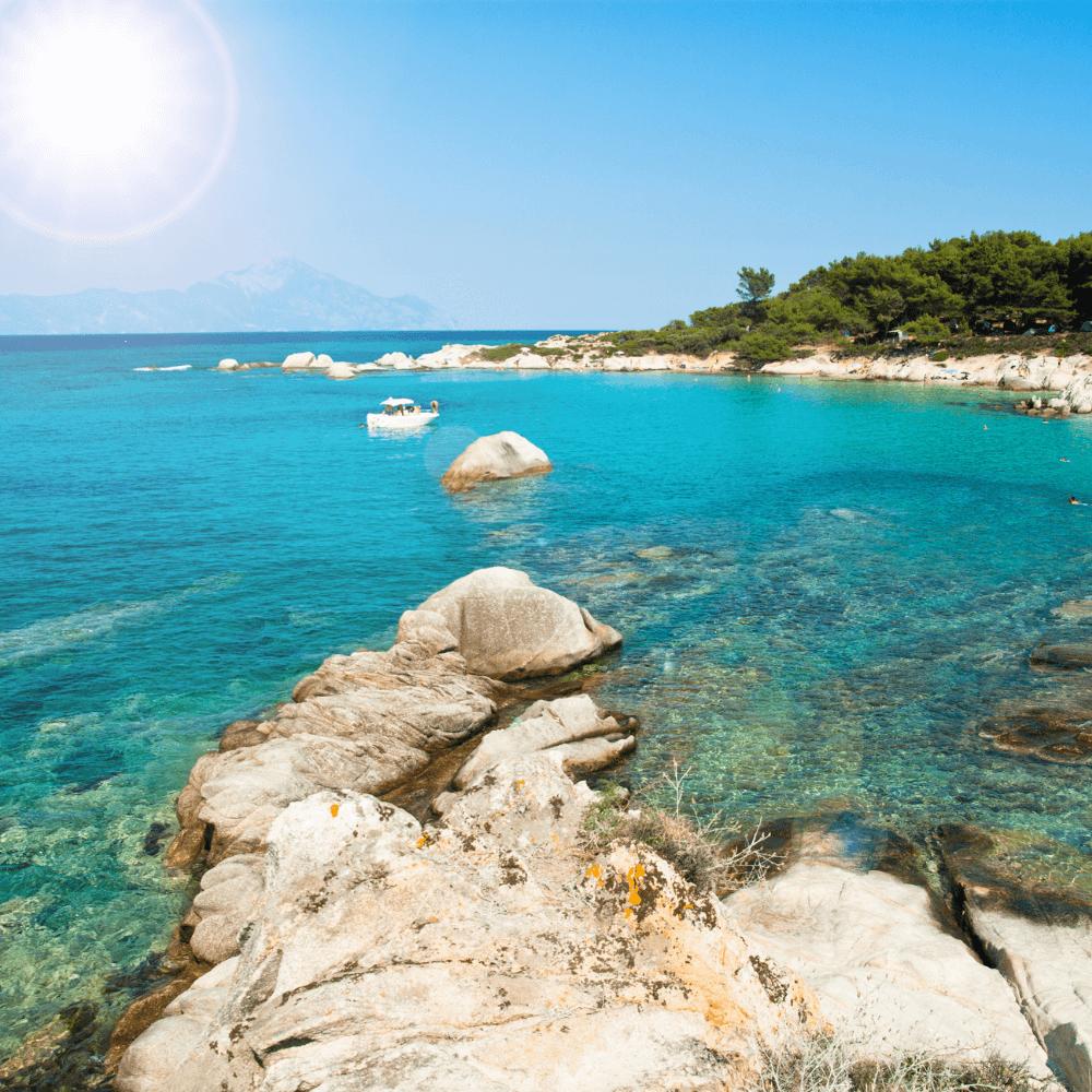 Sarti Beach Chalkidiki