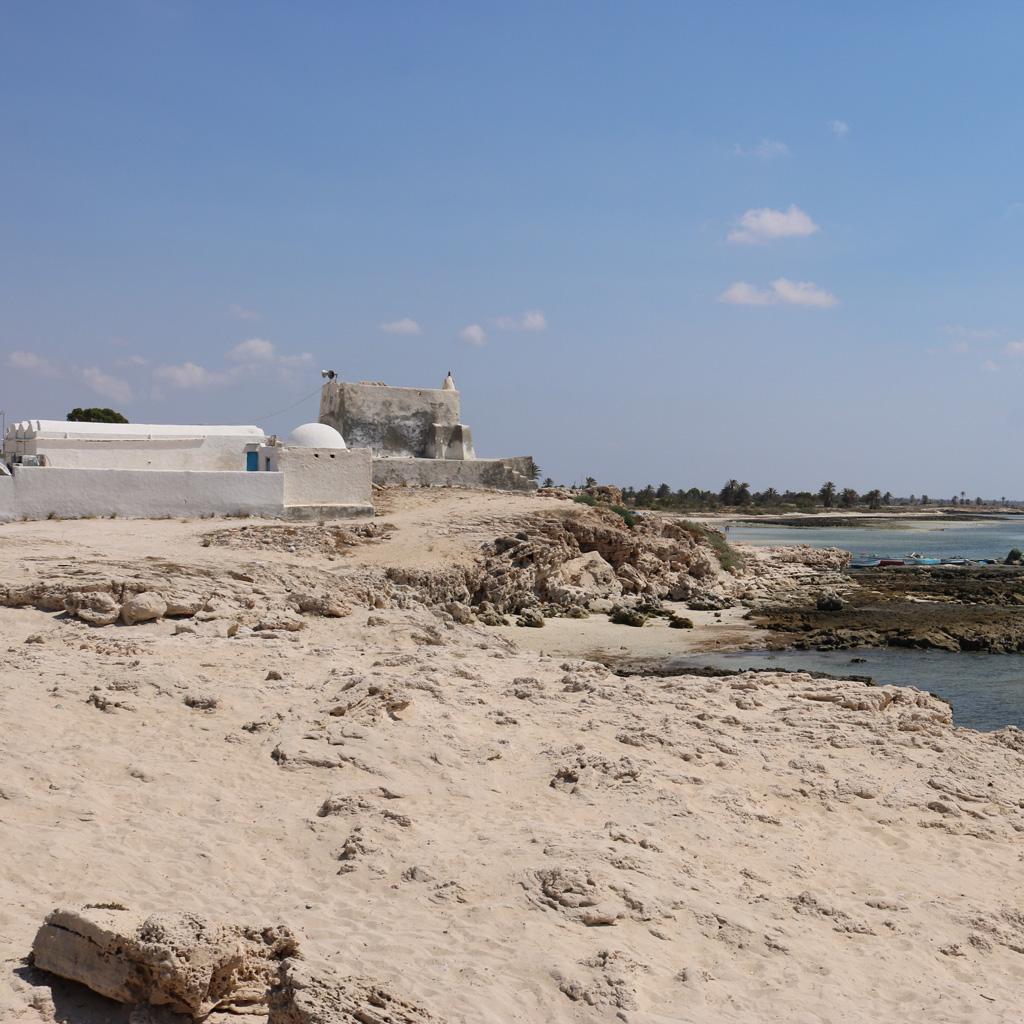 sidi jmour moschee strand