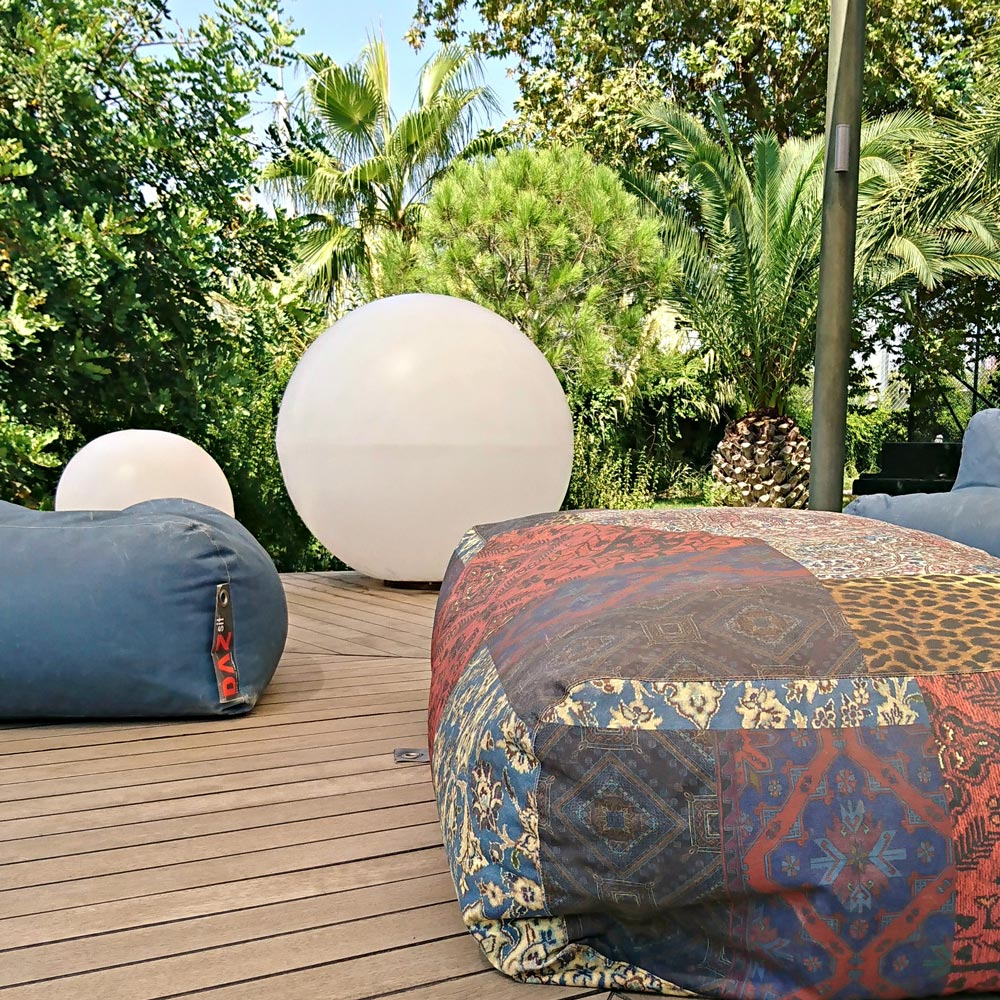 beanbags tui blue palm garden