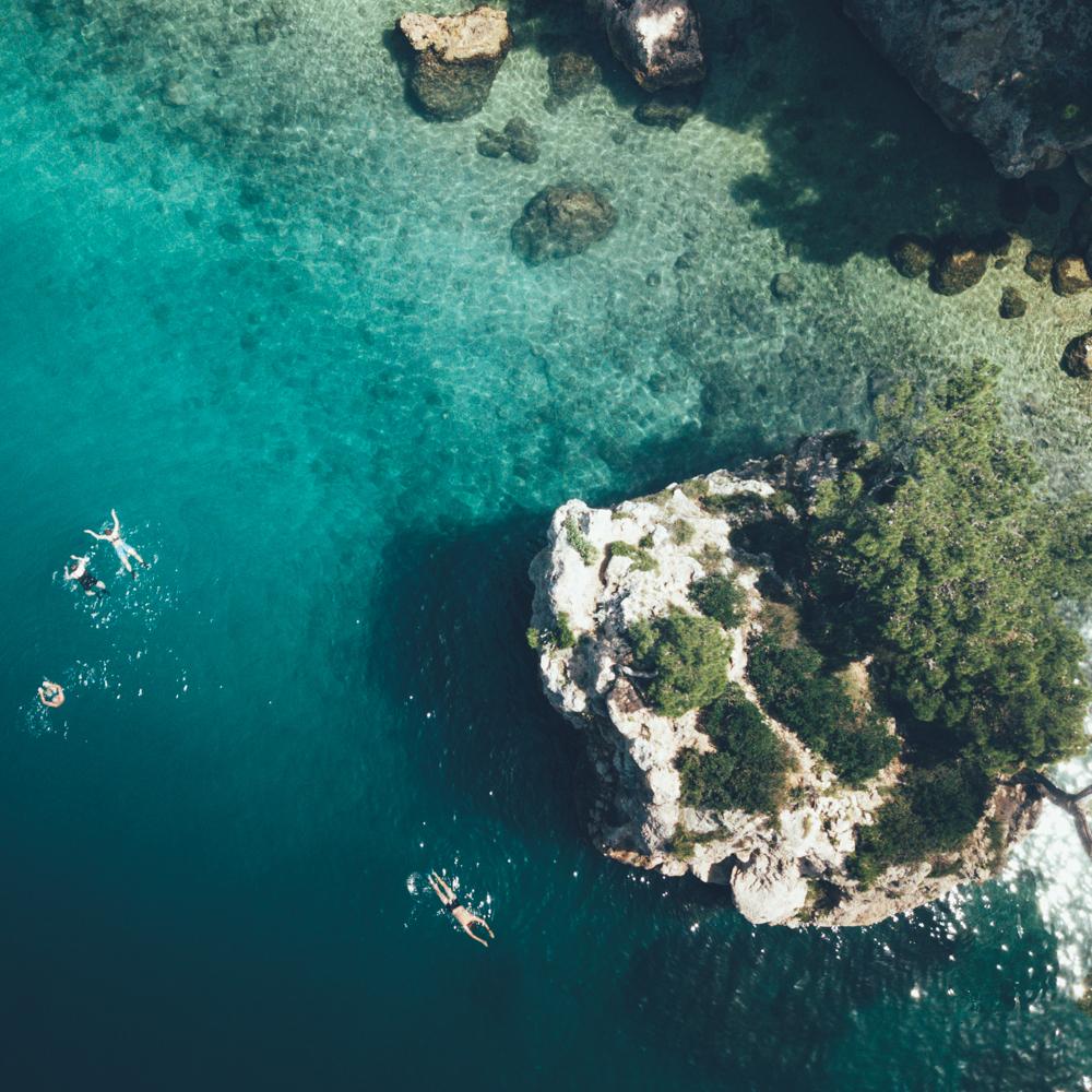 Strand Jadran meer Küste