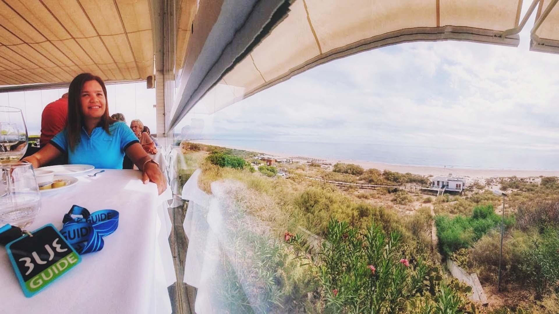 restraurant castro marim aussicht O´Infante Panoramico