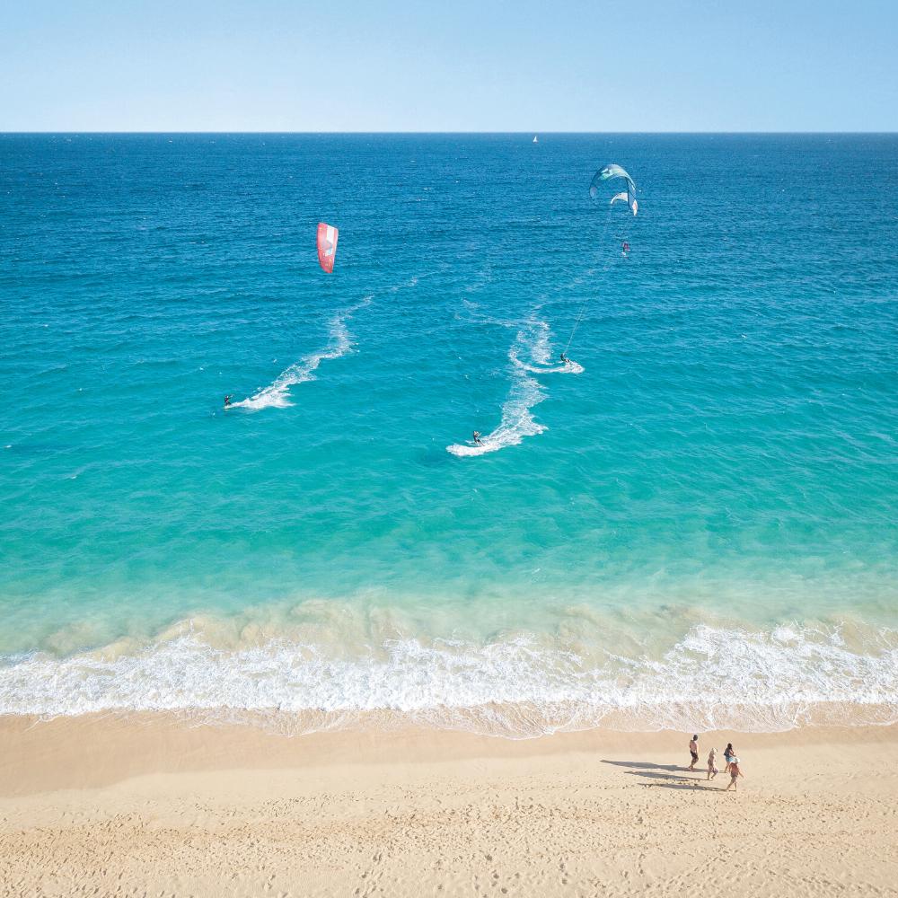 surfen auf insel Sal atlantik kapverdische Inseln kapverden tui blue