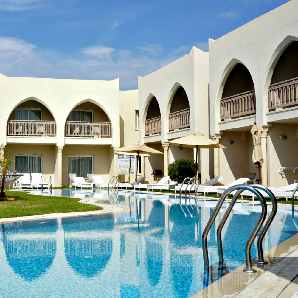 Swim-up-Pool TUI BLUE Palm Beach Palace