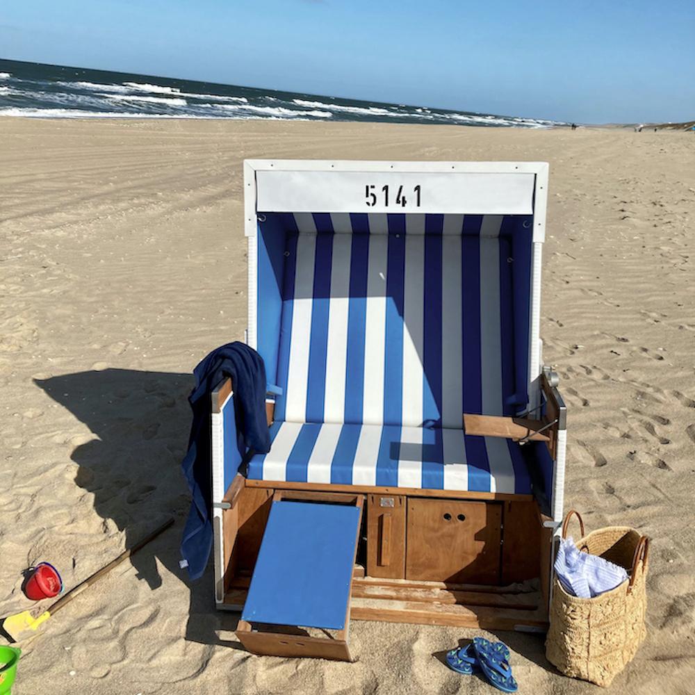 Sylt Beachchair
