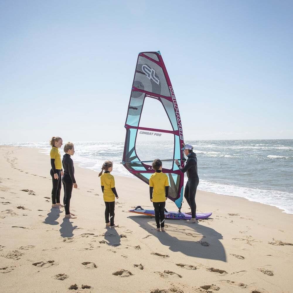 Sylt Windsurfen Kinder