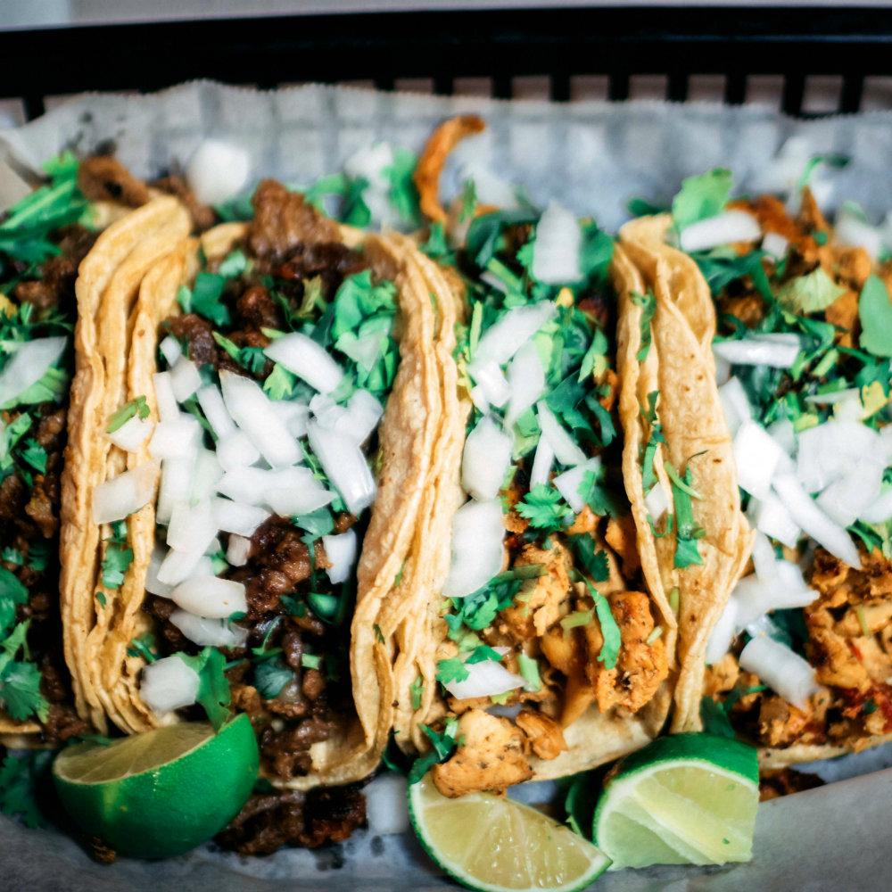 Tacos Mexiko