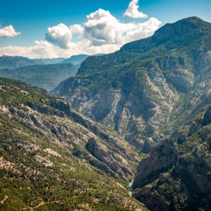 Bergwelt von Ormana