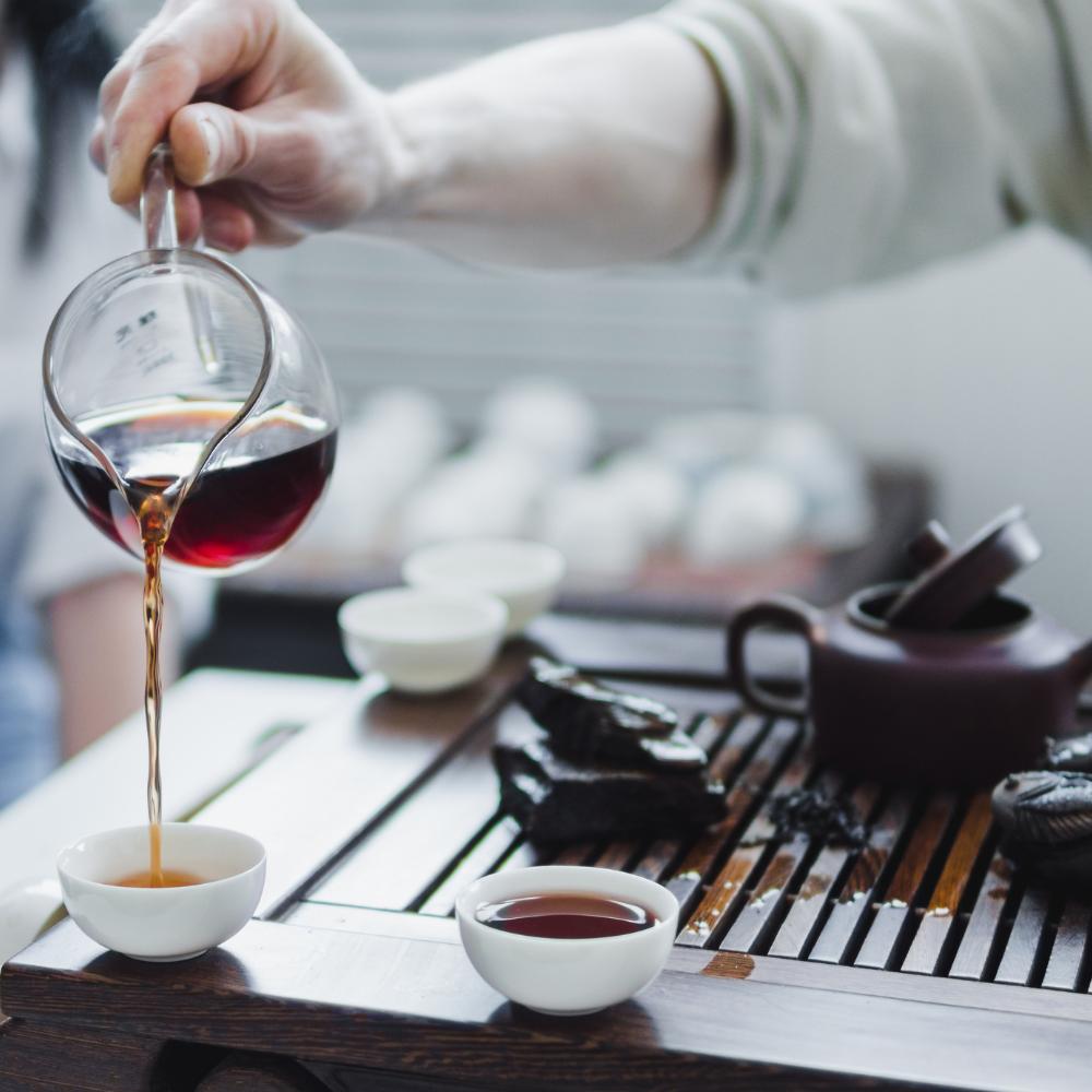 Tea Ceremony Vietnam