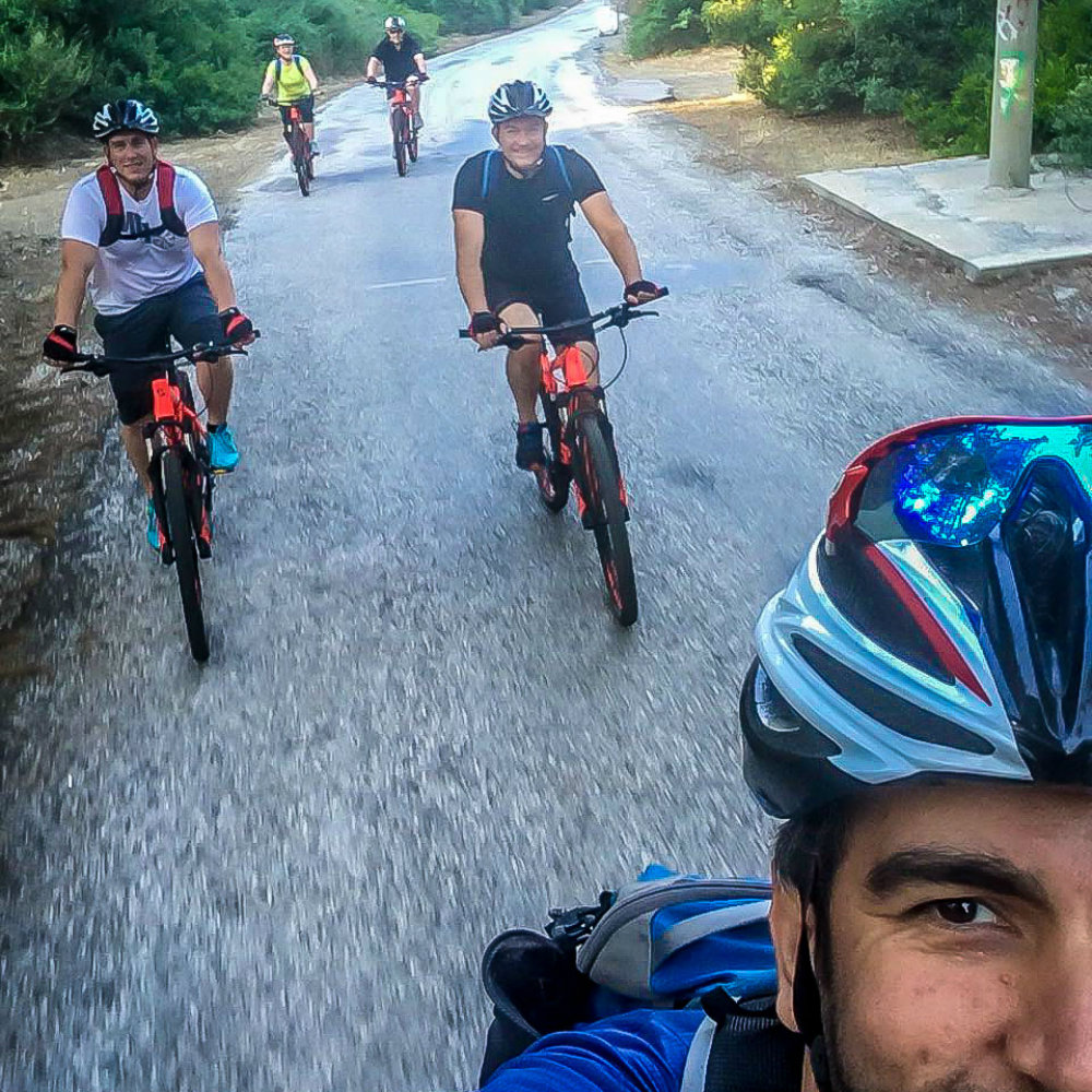 Mountainbiken in Marmaris Guide Tolga