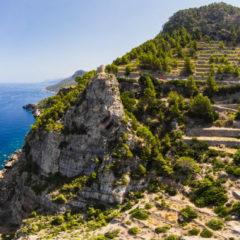 My drive through the Serra de Tramuntana on Mallorca