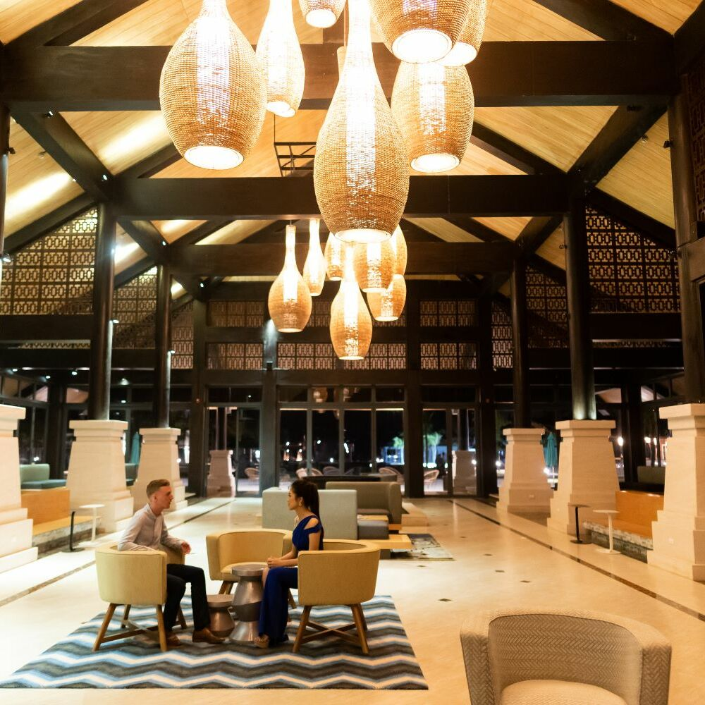 Tui BLUE Nam Hoi an Lobby