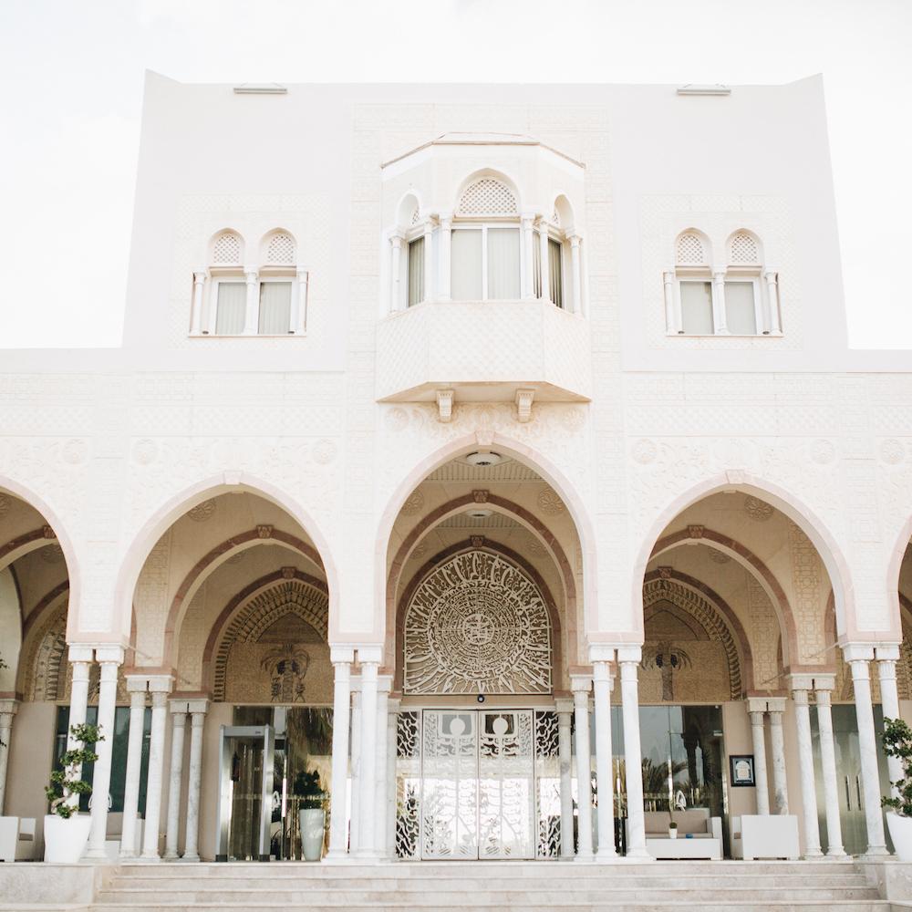 TUI BLUE Palm Beach Palace Fassade