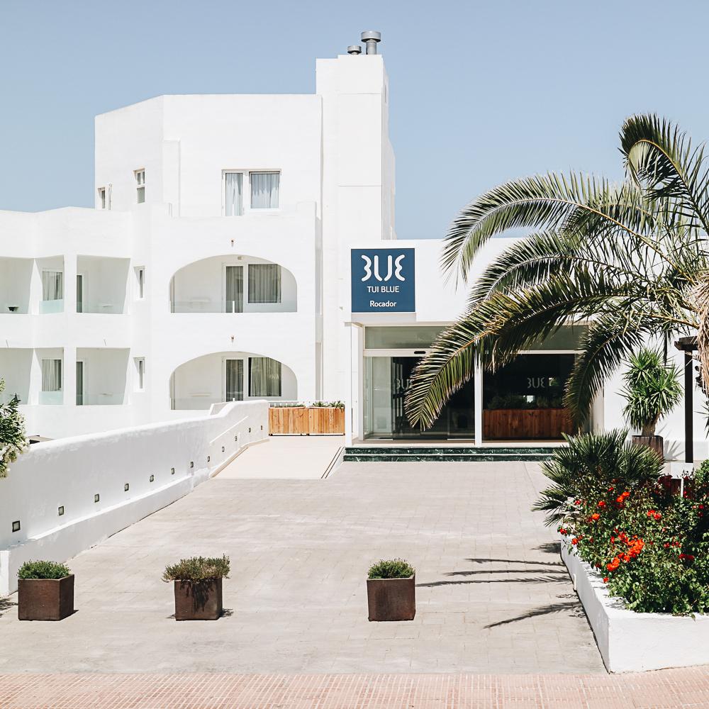 TUI BLUE Rocador Fassade