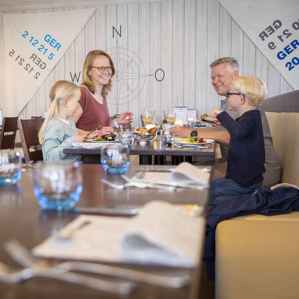 TUI BLUE Sylt Familienurlaub essen