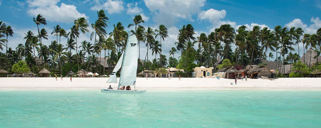 Tui Blue Bahari Zanzibar Urlaub auf Sansibar