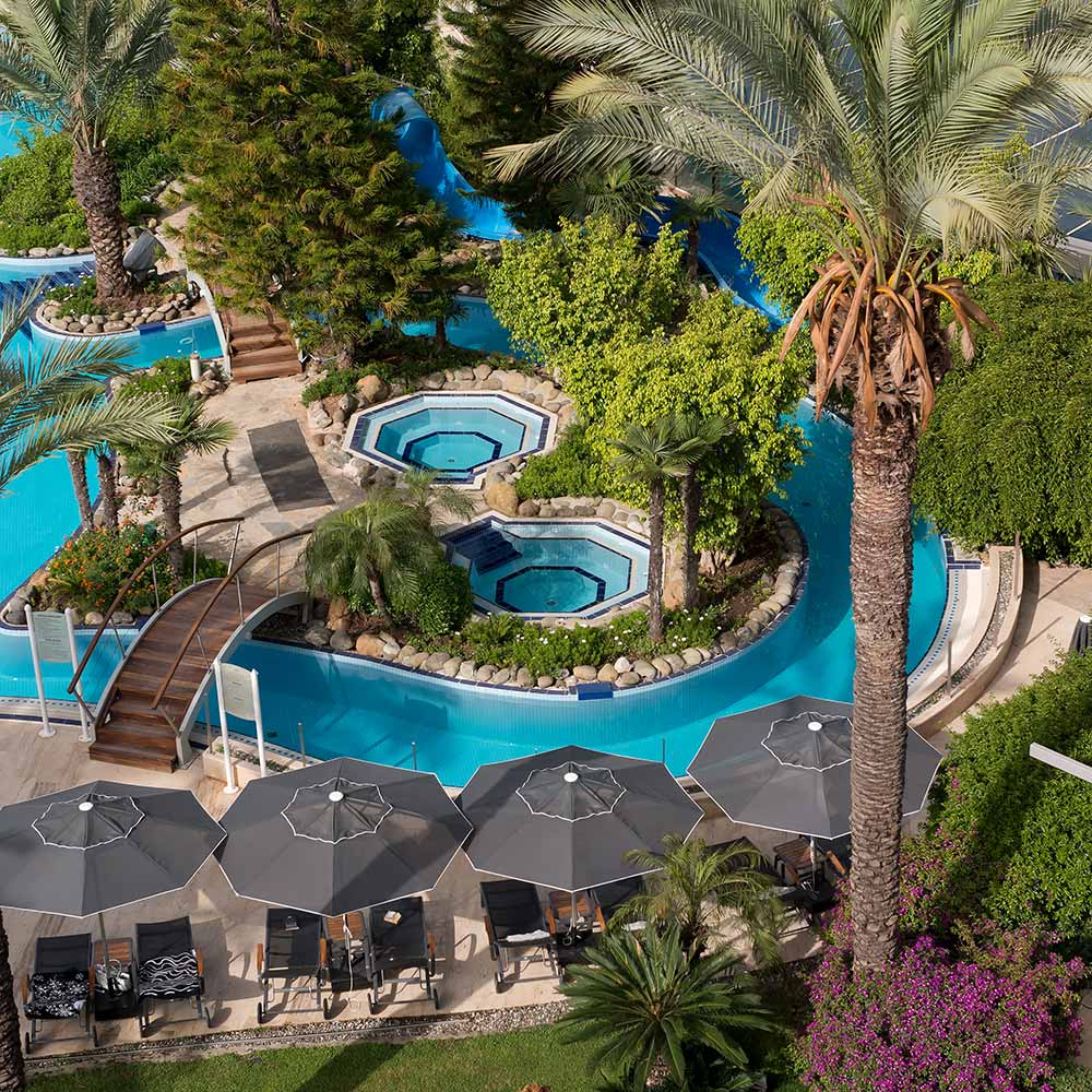 tui blue grand azur pool