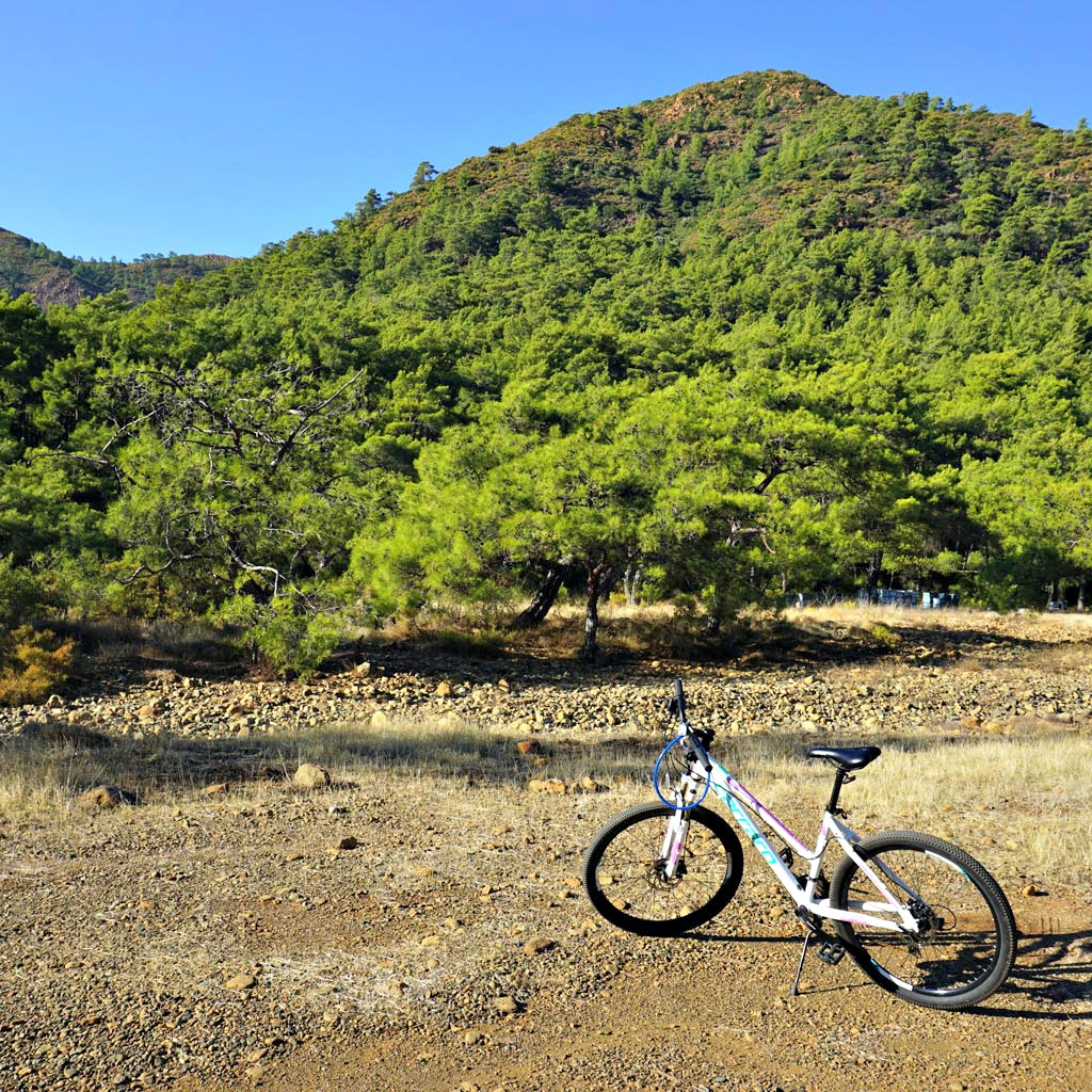 tui blue marmaris mountainbike