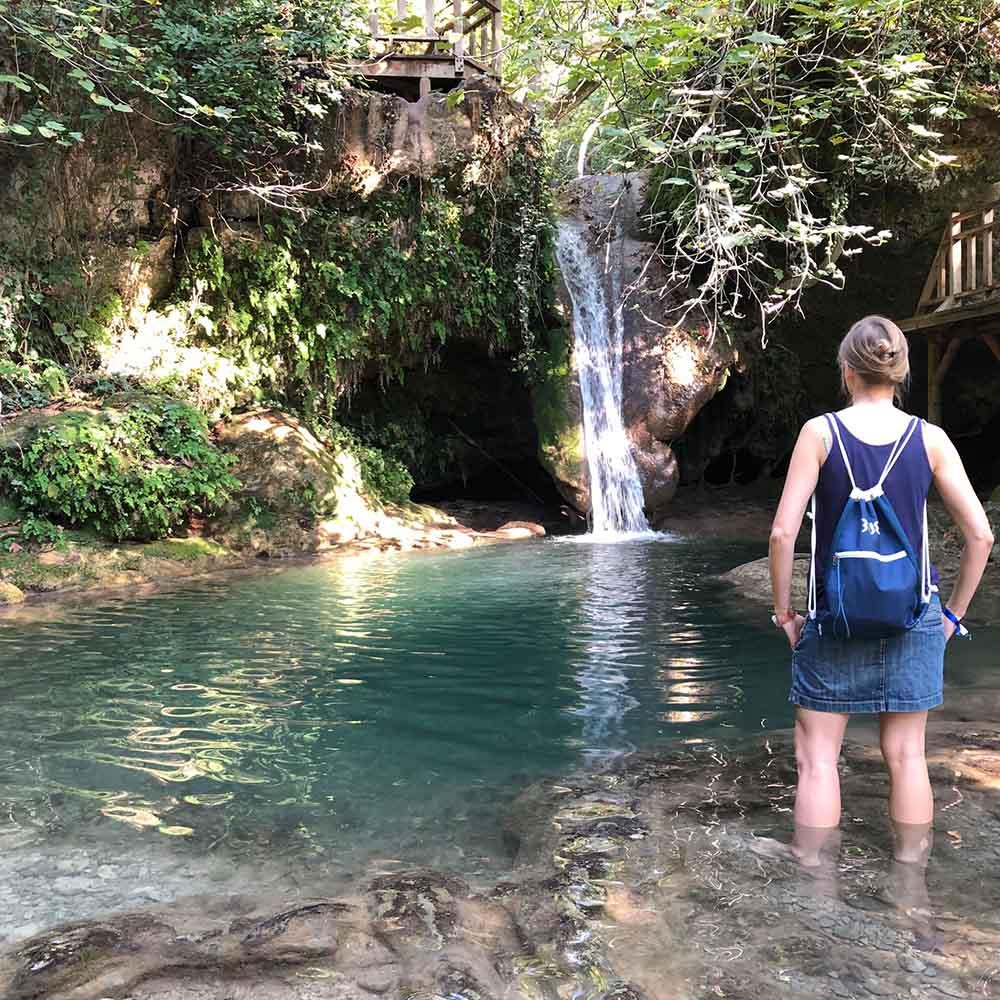 Turgut Wasserfall