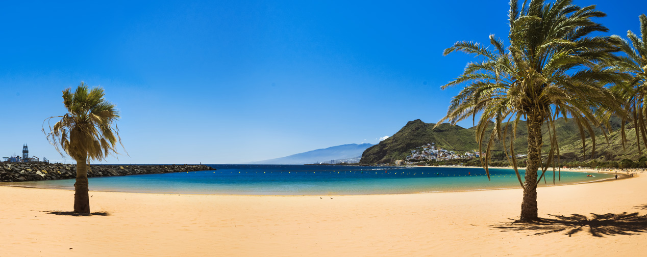 holidays on the Canary Islands header