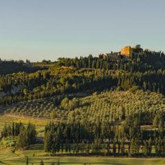 Wandern in der Toskana: Im Schatten der Zypressen