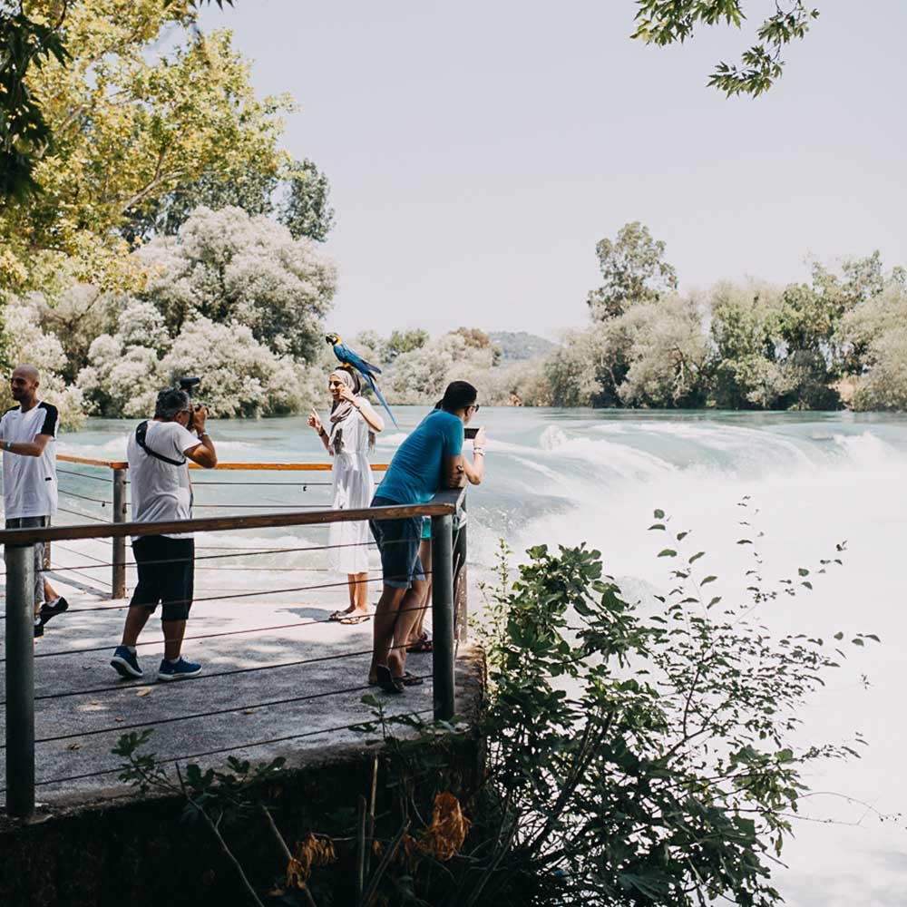waterfalls of manavgat